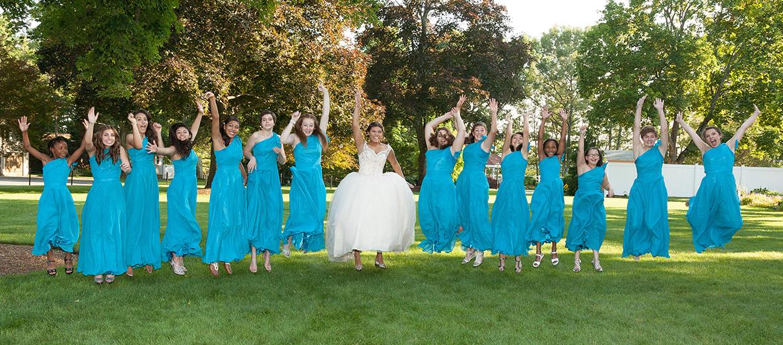 Digital Wedding Photography